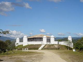 Gracias Municipality in Lempira, Honduras