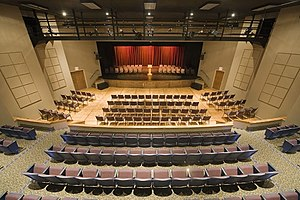 King's-Edgehill School - Image: Fountain Performing Arts Centre