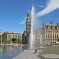 Fountain in City Par, Bradford (Taken by Flickr user 4th September 2012).jpg