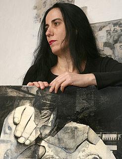 Florica Prevenda Romanian artist (born 1959)