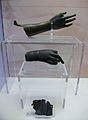 Fragments d'escultures de bronze, Museu Arqueològic d'Olímpia.JPG