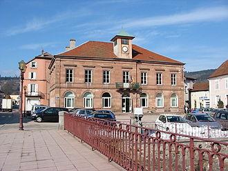 Fraize - Town hall
