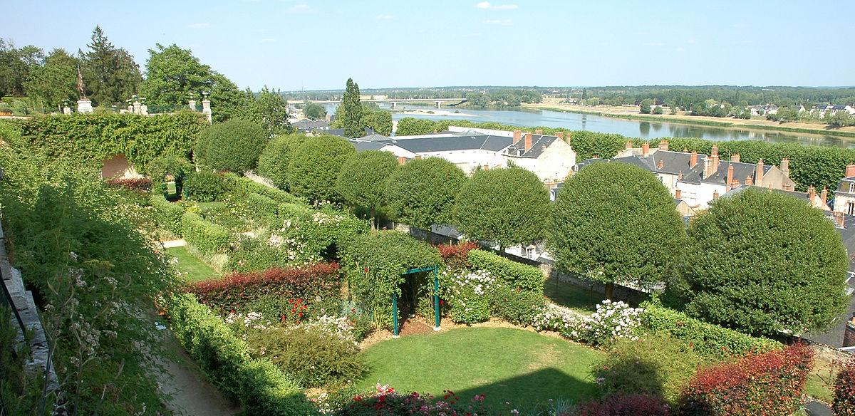 Jardin de l 39 v ch blois wikip dia - Www cuisine en loir et cher fr ...