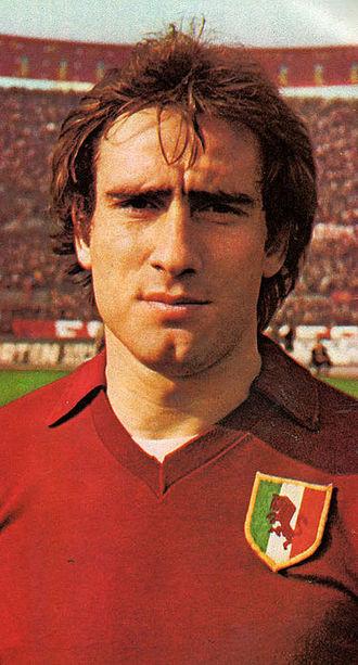 Francesco Graziani - Graziani at Torino in 1976–77