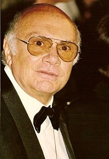 Francesco Rosi at the Cannes film festival