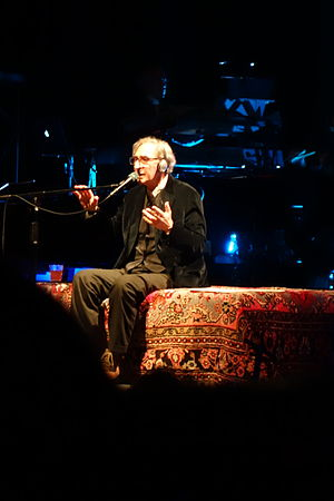 Franco Battiato - Franco Battiato in concert in Teatro Circo Price, Madrid 2013