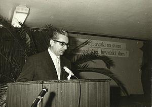 Franjo Tuđman - Franjo Tuđman in June 1971