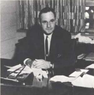 Frank Moseley - Image: Frank Moseley (1965 Bugle)