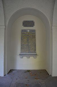 Frankfurt, Hauptfriedhof, Gruftenhalle, Gruft 45.JPG