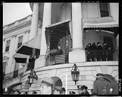 Truman Balcony Wikipedia