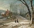 Frans de Momper Winterlandschaft mit Vogeljagd.jpg