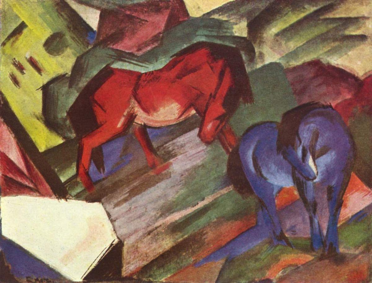 Schilderij modern abstract abstracte schilderijen