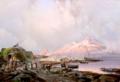 Franz Wilhelm Schiertz - Fiskevær i Finnmark - Nasjonalmuseet - NG.M.04161.png