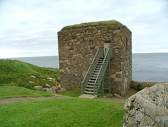Kinnaird Head - The Winetower