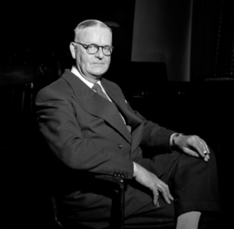 Frederick Boland - Boland, who was Ireland's Ambassador to the United Nations, in 1958