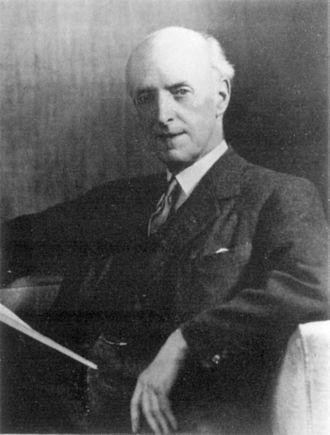 Frederick Sykes - Sir Frederick Sykes circa 1940
