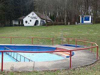 Ehlscheid - the closed bath