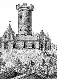 castle in Baden-Württemberg, Germany