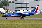 French Air Force, F-TETF, Dassault-Dornier Alpha Jet E (35679330145).jpg
