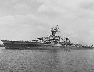 French cruiser <i>Montcalm</i> cruiser