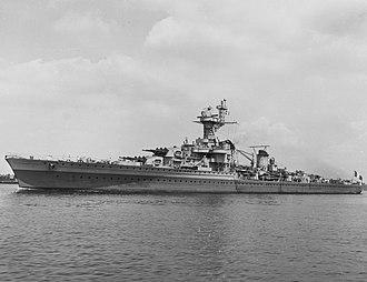 French cruiser Montcalm - Image: French Cruiser Montcalm 19 N 48987