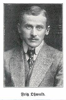 Fritz Osswald Swiss painter