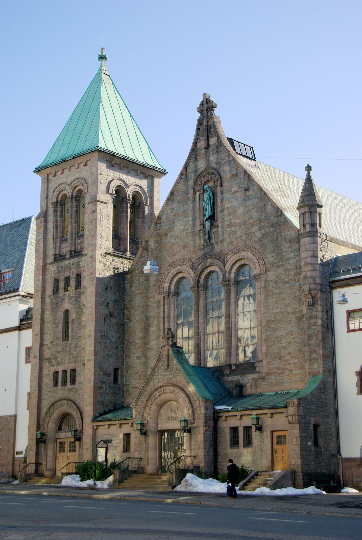 Frogner Church - Wikipedia