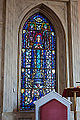 Frosses St. Mary's Church Immaculate Heart of Mary Window 2014 09 03.jpg