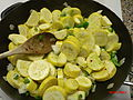 Frying summer yellow squash 003.jpg
