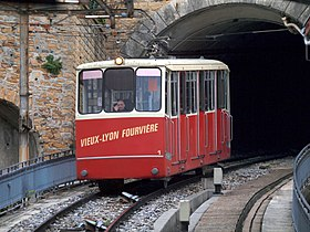 Image illustrative de l'article Funiculaire de Lyon