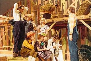 <i>Funny Farm</i> (TV series) television series