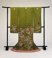 Furisode with Plank Bridges (Yatsuhashi), Irises, and Swallows LACMA M.90.8.jpg
