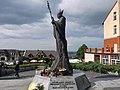 Góra Świętej Anny - Pomnik Papieża JPII - panoramio.jpg