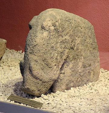 Statue of a wild boar, Göbekli Tepe, 9000 BCE