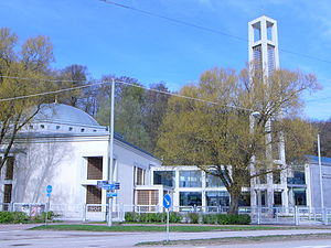 Gothenburg Mosque - Gothenburg Mosque
