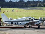 G-ATIS Piper Cherokee (30040056406).jpg