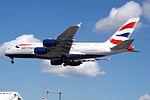 G-XLEC A380 British Airways (14829278163).jpg