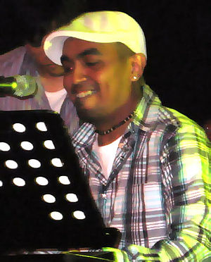 Glenn Fredly - Glenn Fredly live in the Netherlands.