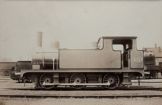 GER Class T18 class of 50 British 0-6-0T locomotives, later LNER class J66