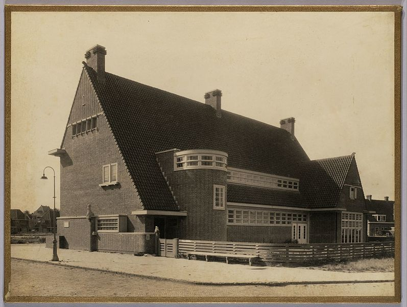 File:GLO School - GLO School building Nieuwendam (7642703022).jpg