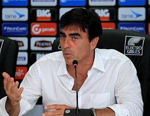 Gustavo Quinteros - Quinteros in 2015