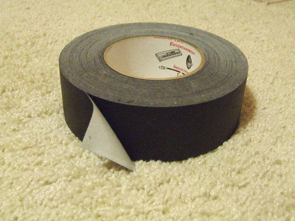 Gaffer Tape Wiktionary