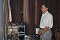 Ganga Singh Rautela Skyping With Paul Doherty - Professional Enrichment Programme On Astronomy Awareness - NCSM - Kolkata 2011-09-21 5438.JPG