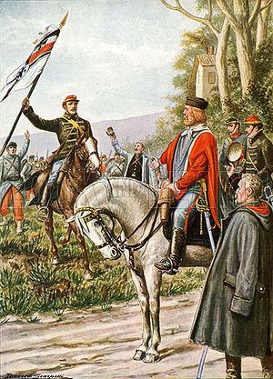 Army of the Vosges - Garibaldi at Dijon