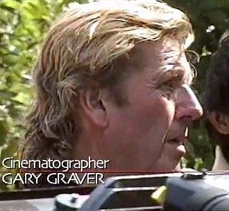 Inferno (1997 film) - Image: Gary Graver making Operation Cobra