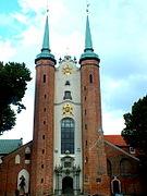 Gdańsk-Oliwa, bazylika archikatedralna(Aw58)