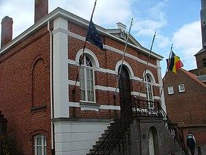 Baarle-Hertog - Image: Gemeentehuis Baarle Hertog