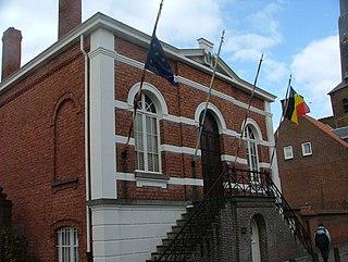 Baarle-Hertog Municipality in Flemish Community, Belgium