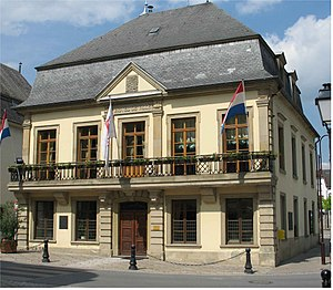Grevenmacher - The old Town Hall