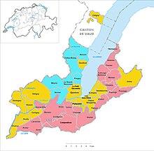 Liste des anciennes communes du canton de gen ve wikip dia - Office cantonal de la navigation geneve ...